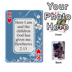 King Family Cards By Charis Balyeat   Playing Cards 54 Designs   Inj0nlgo0lwl   Www Artscow Com Front - HeartK