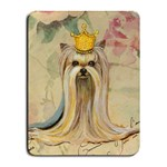 Yorkie Valentine Princess Small Mousepad