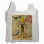 Yorkie Valentine Princess Recycle Bag (Two Side)