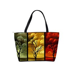 Seasons Shoulder Bag By Bags n Brellas   Classic Shoulder Handbag   Xi9b46dvqrt0   Www Artscow Com Back