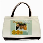 thank you - Basic Tote Bag (Two Sides)