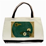 Love/April Showers tote, 1 side, template - Basic Tote Bag