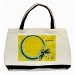 My Sunshine tote, 1 side, template - Basic Tote Bag