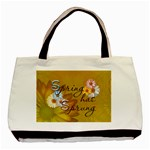 Spring has Sprung 2-Sided Classic Tote Bag - Basic Tote Bag (Two Sides)