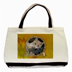 Spring Has Sprung 2 Sided Classic Tote Bag By Lil    Basic Tote Bag (two Sides)   5ttb8mc1t3yu   Www Artscow Com Back