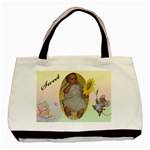 Baby Girl Nappy Tote Bag - Basic Tote Bag
