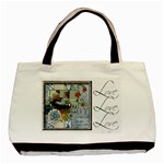 Love, Love, Love, Always & Forever Classic 2 sided tote - Classic Tote Bag (Two Sides)
