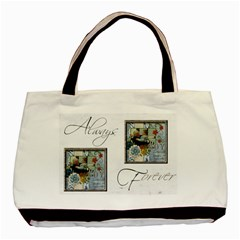 Love, Love, Love, Always & Forever Classic 2 Sided Tote By Catvinnat   Basic Tote Bag (two Sides)   5o30v9bcpzze   Www Artscow Com Back