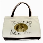 You & Me, Together Forever Double sided Tote Bag - Classic Tote Bag (Two Sides)