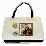 Relaxing Vacation 2-Sided Tote Bag - Classic Tote Bag (Two Sides)