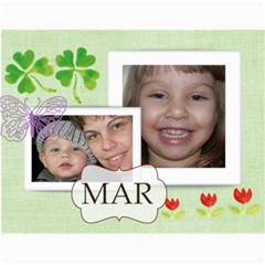 By Ludmil Totev   Wall Calendar 11  X 8 5  (12 Months)   Betvy2wpda58   Www Artscow Com Month