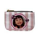 porta niqueis anna laura - Mini Coin Purse