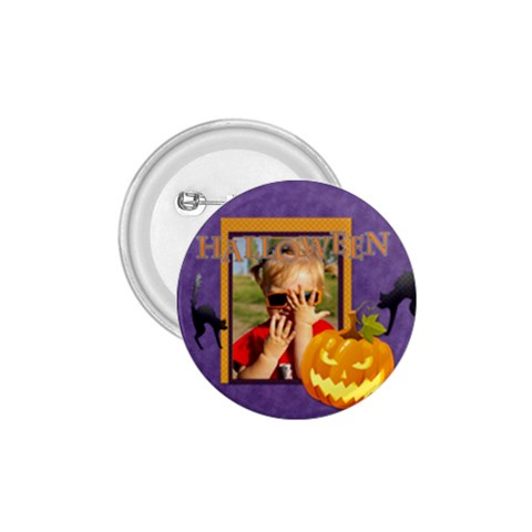 Halloween By Joely   1 75  Button   Pb5dyaujwx74   Www Artscow Com Front