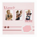 Mothers day - Medium Glasses Cloth