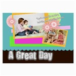 A great Day - Large Glasses Cloth