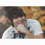 Senior Announcements - 5  x 7  Photo Cards