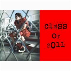Senior Announcements By Michelle Harkrider Eastman   5  X 7  Photo Cards   Hx7xqt32k4mj   Www Artscow Com 7 x5 Photo Card - 10