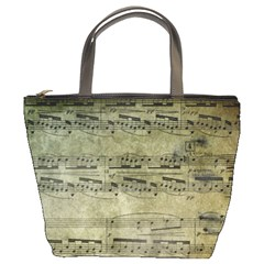 Sheet Music5 Bucket Bag By Bags n Brellas   Bucket Bag   An4uzgh2d966   Www Artscow Com Front