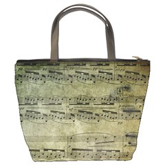 Sheet Music5 Bucket Bag By Bags n Brellas   Bucket Bag   An4uzgh2d966   Www Artscow Com Back
