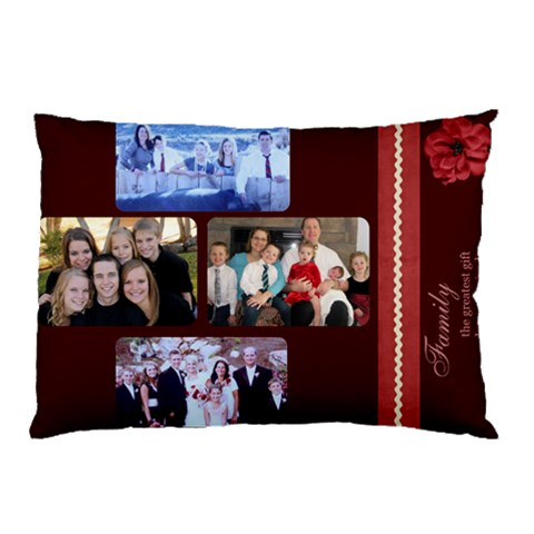 Mom Pillowcase By Ladawn Moon   Pillow Case   Dqfoe96maiwa   Www Artscow Com 26.62 x18.9 Pillow Case