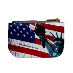 Freedom Mini Coin Purse 3a By Debra Macv   Mini Coin Purse   Fa0hd7x62ses   Www Artscow Com Back