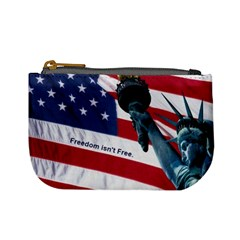 Freedom Mini Coin Purse 3 By Debra Macv   Mini Coin Purse   Ypujm3v5tavo   Www Artscow Com Front