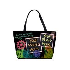 Mother s Day Purse By Digitalkeepsakes   Classic Shoulder Handbag   A0rcf70tq5ec   Www Artscow Com Front