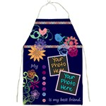 Mother s Day GRANDMA Apron - Full Print Apron