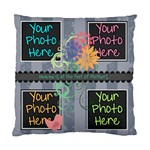 Heaven is at the feet of Mothers - Pillowcase - Standard Cushion Case (One Side)
