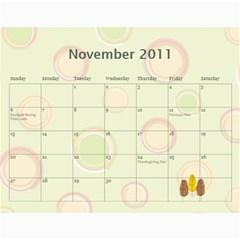 Calendar2011mama By Ludmil Totev   Wall Calendar 11  X 8 5  (12 Months)   Akfdy8jyzc78   Www Artscow Com Nov 2011