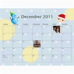 Calendar2011mama By Ludmil Totev   Wall Calendar 11  X 8 5  (12 Months)   Akfdy8jyzc78   Www Artscow Com Dec 2011