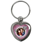 My Heart Key Chain - Key Chain (Heart)