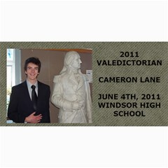 CAMERON by teresa 8 x4 Photo Card - 7
