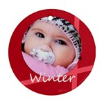 winter - Ornament (Round)