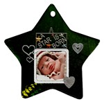 A Star is Born Ornament - Ornament (Star)