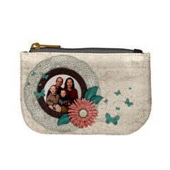 Family By Wendy   Mini Coin Purse   1nswed6hds4c   Www Artscow Com Front