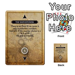 Aether Captains: Clockwork Cabal By Todd Sanders   Multi Purpose Cards (rectangle)   Vtxd0r9fkzjt   Www Artscow Com Front 23