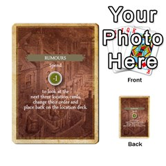 Aether Captains: Clockwork Cabal By Todd Sanders   Multi Purpose Cards (rectangle)   Vtxd0r9fkzjt   Www Artscow Com Front 44