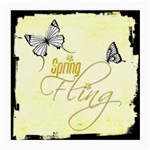 Spring Fling Medium Glasses Cloth