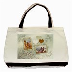 love wedding tote - Basic Tote Bag