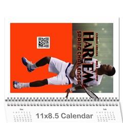 Harlem Calendar2012 By Cyril Gittens   Wall Calendar 11  X 8 5  (12 Months)   0la6aqyrpk2c   Www Artscow Com Cover