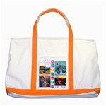 Mine - Two Tone Tote Bag