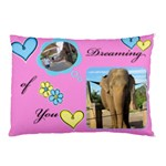 Dreaming pillow case