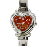 Magical Moment Custom Heart Italian Charm Watch