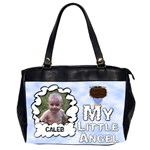 My Little Angel Large Bag Double Sided - Oversize Office Handbag (2 Sides)