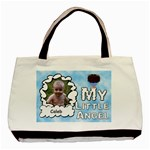 My Little Angel Boy Two Sided Bag - Classic Tote Bag (Two Sides)