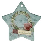 Grandmother-Star ornament - Ornament (Star)