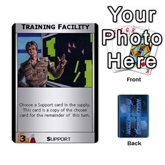 Battletech 2 By Jay Waschak   Playing Cards 54 Designs   Sydlp2hj785m   Www Artscow Com Front - Diamond2