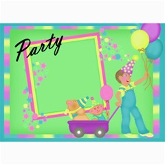 Birthday  Post Cards 2 By Jaimie Lanier   5  X 7  Photo Cards   T2wgldy39b64   Www Artscow Com 7 x5 Photo Card - 3