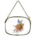 Bluebird and Nest Chain Purse (One Side)